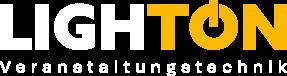 LIGHTON – Veranstaltungstechnik am Niederrhein, deutschlandweit